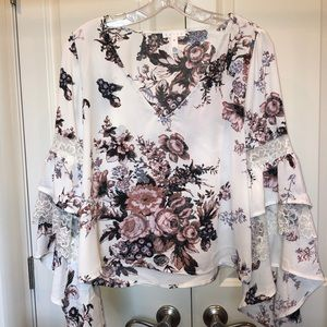 NWOT Nordstrom Leith top